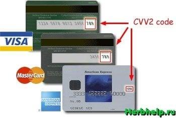 Как оплатить заказ картой на iHerb.com