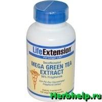Экстракт зеленого чая для кожи