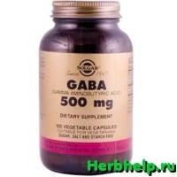Гамма-аминомасляная кислота (GABA)