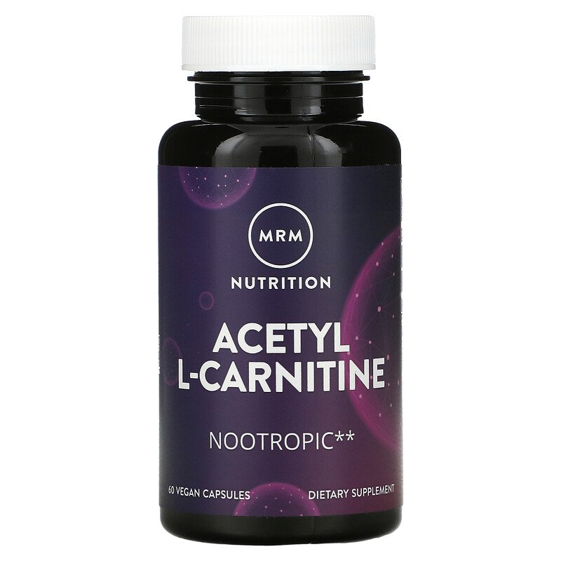ацетил L-карнитин