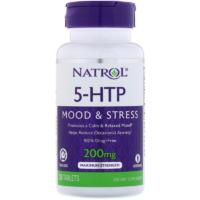 5-HTP капсулы natrol mood stress 200 мг