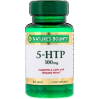 5-HTP капсулы nature's bounty 100 мг