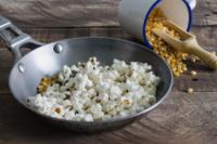 самые вредные продукты попкорн