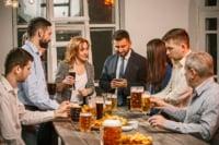 самые вредные продукты алкоголь