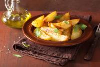 картофель польза вред жареный