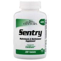 ванадий в витаминах таблетки 21st century