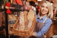 хлеб пшеничный, ржаной, кукурузный, цельнозерновой, с отрубями состав