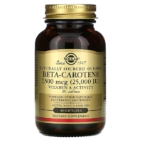 продукты для повышения иммунитета: бета-каротин