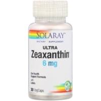 как улучшить зрение: зеаксантин