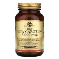 как улучшить зрение: бета-каротин