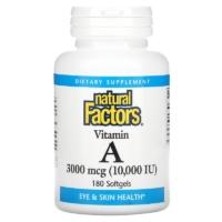 как улучшить зрение: витамин a